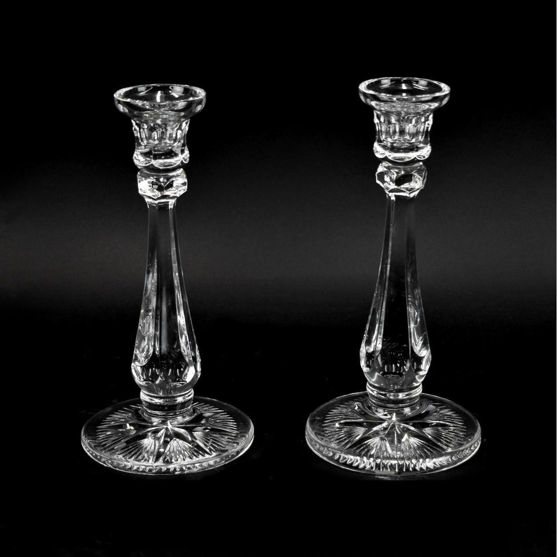 Pair of William Yeoward Candlesticks