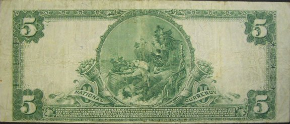 515: Series 1902 Five Dollar ($5.00) Peoples National B - 4