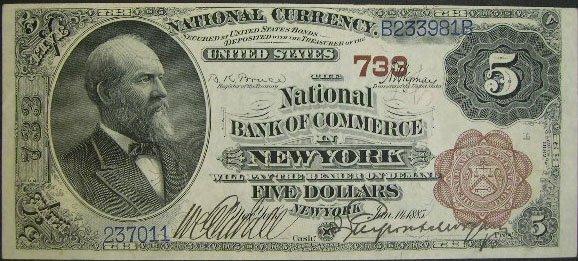 517: J. Pierpont Morgan Signature Series 1882 Red Seal