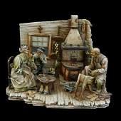 "Antonio Borsato ""The Wooden Shoe Maker"" Group"