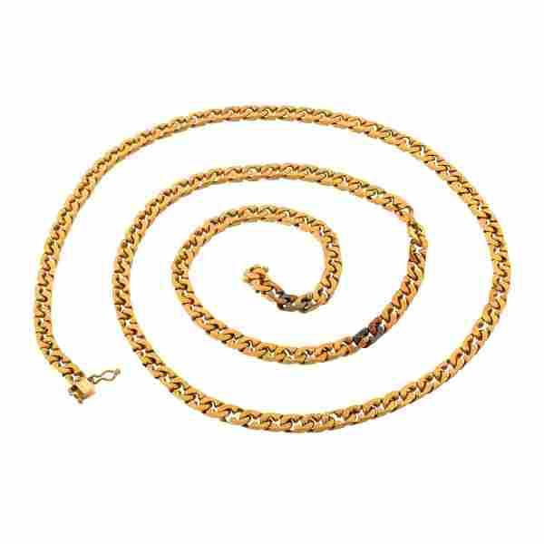 Italian 18K Chain / Necklace