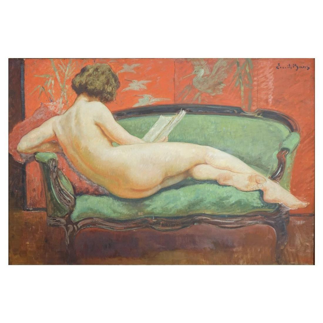 Emile Baes, Belgian (1879 - 1953/54)