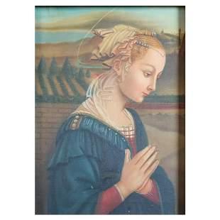 After: Filippo Lippi, Italian (1406 - 1469)