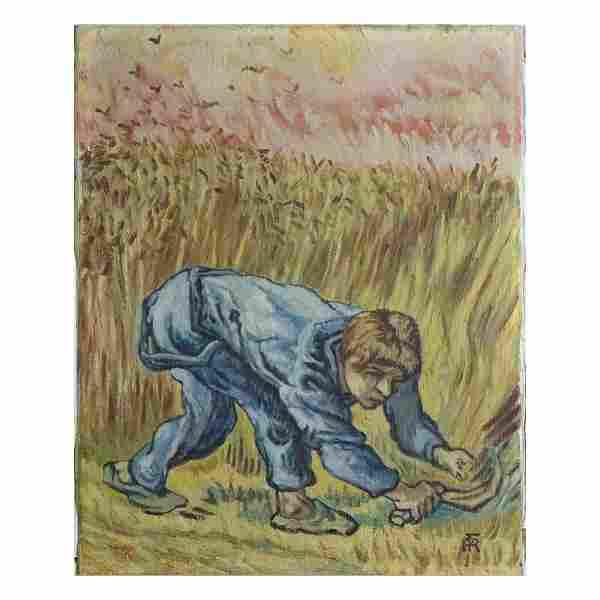 After: Van Gogh O/C