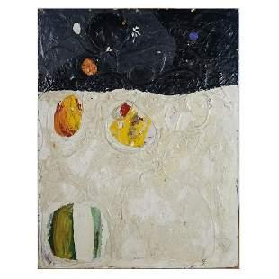 Attrib: Alberto Burri (1915 - 1995)