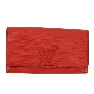 Louis Vuitton Epi Louise Wallet