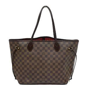 Louis Vuitton MM Neverfull Shoulder Bag