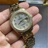 Rolex Masterpiece 18K Watch