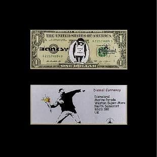 After: Banksy (Born 1974)