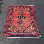 Semi Antique Persian Tribal Rug
