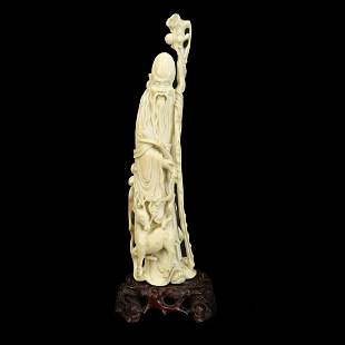 Chinese Immortal Figure