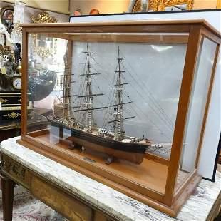 """""""Flying Ash"""" Ship's Model"""