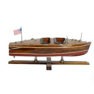 Speed Boat Model