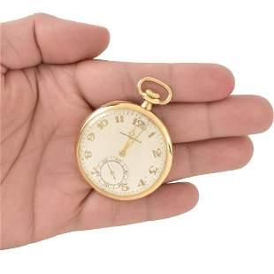 Audemars Piquet 18K Pocket Watch