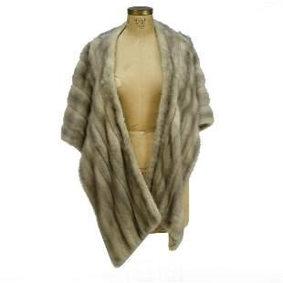 Fur Stole Shawl