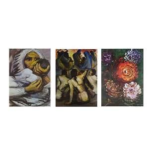 David Alfaro Siqueiros (1896 - 1974) Prints