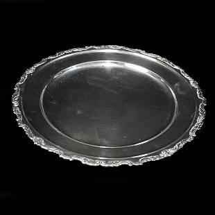 950 Silver Tray