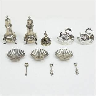 Silver Table Items