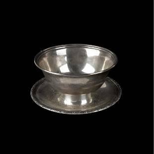 International Sterling Bowl