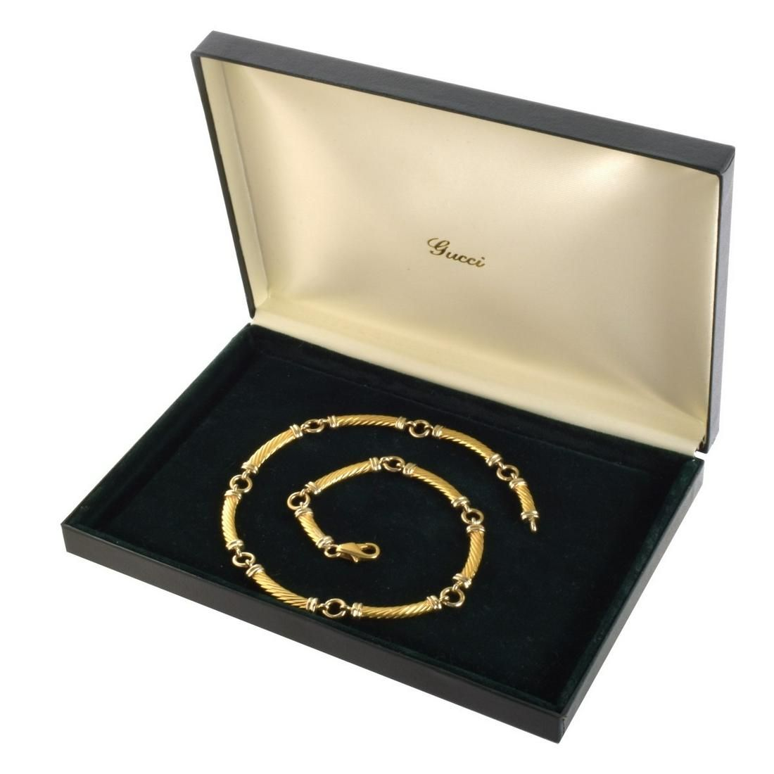 Gucci 18K Necklace