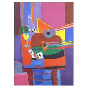 Marcel Mouly (1918 - 2008)