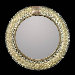 Murano Vanity Mirror