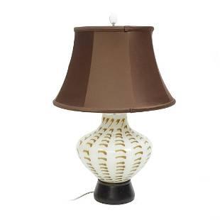 Murano Style Lamp