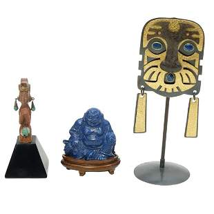 Gemstone Figures