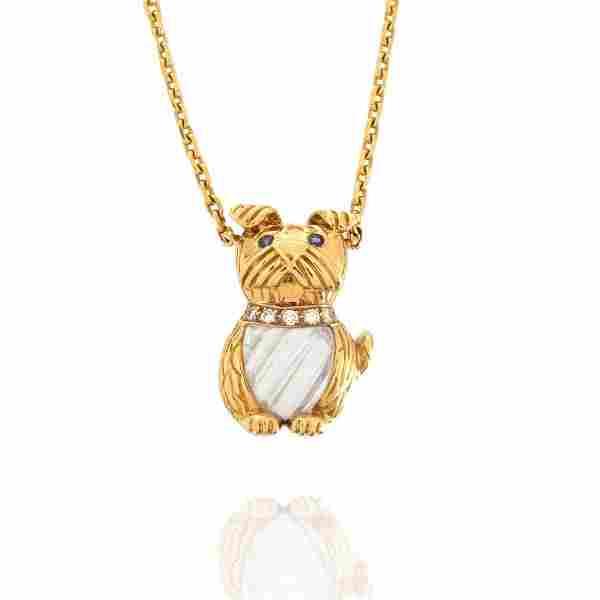 Boucheron 18K Necklace