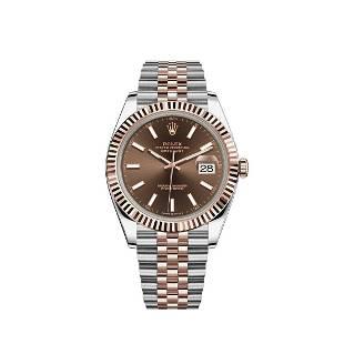 Rolex Datejust Two Tone 126331