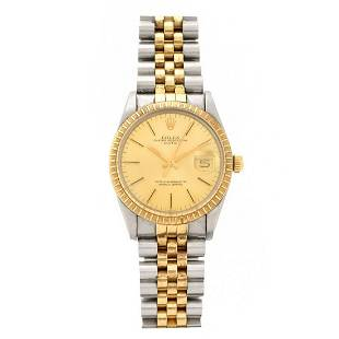 Rolex Date Mid-Size