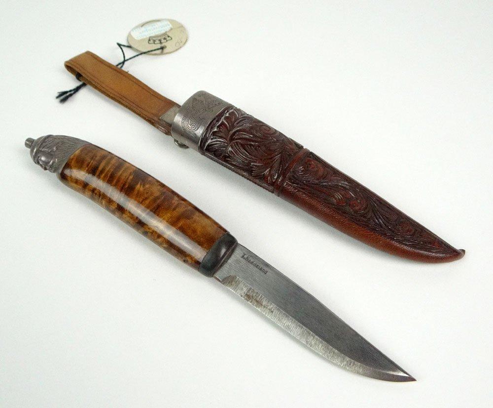 Vintage Lars Harry & Tore Noddeland Norway Custom Made