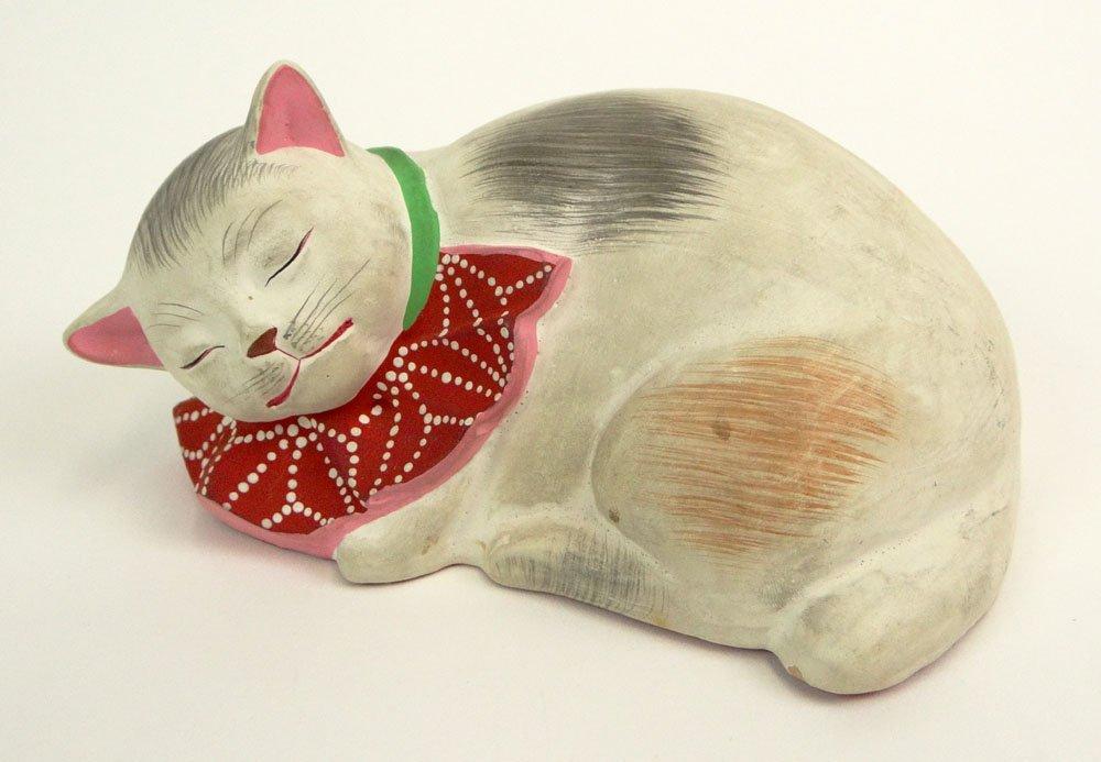 "Erotic 20th Century Japanese Hakata Doll Shunga ""Sleepi"