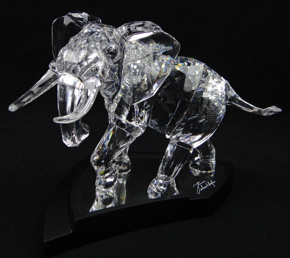 Swarovski 2004 Limited Edition Elephant Figure 805/10,0
