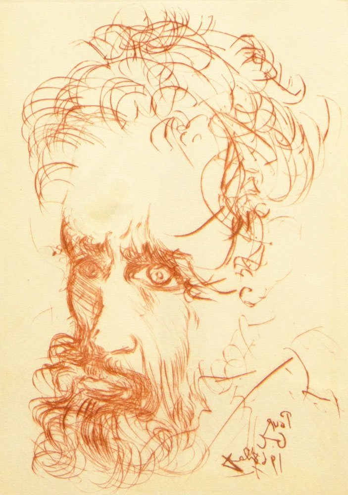 Salvador Dali, Spanish (1904-1989) Limited Edition