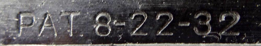WW2 Era US Navy Sedgley Mark IV Flare Gun/Signal - 8