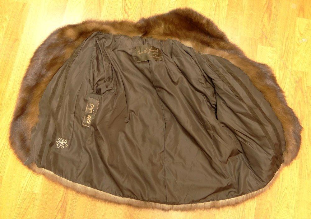 Lady's Vintage Gunther Jaeckel Furs for Bonwit Teller - 3