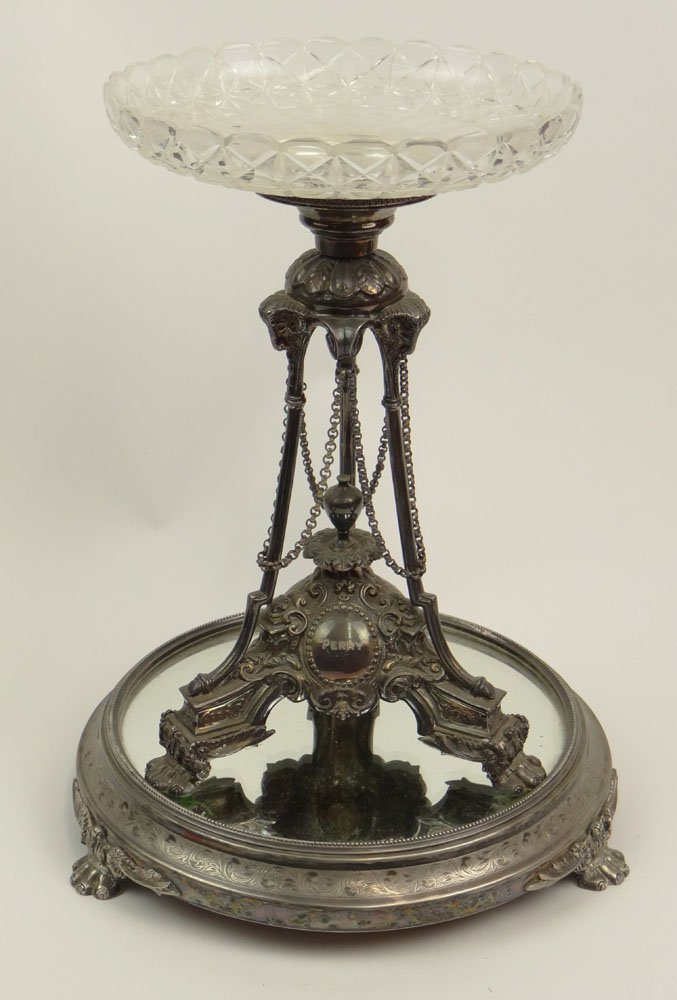 Circa 1900 Walker & Hall Sheffield England Silver