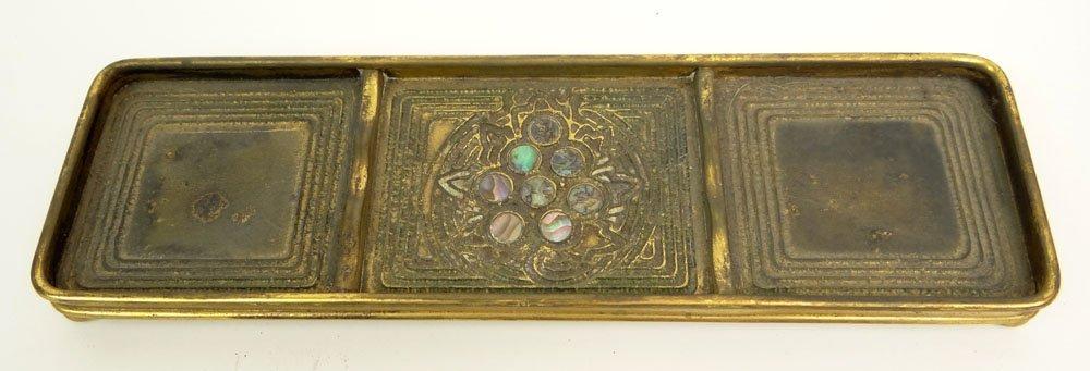 """Early 20th Century Tiffany Studios New York """"Abalone"""""""