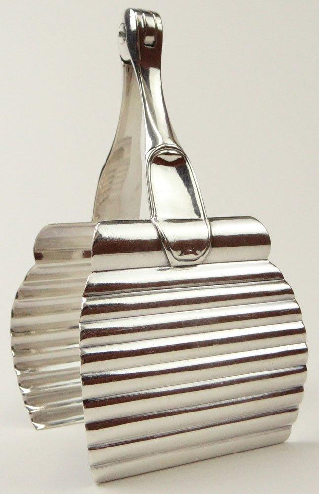 Christofle France Art Deco Silver Plate