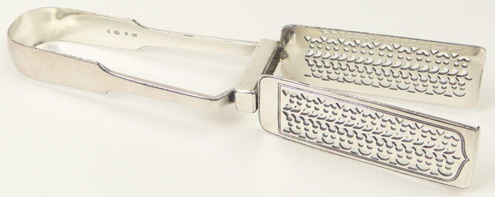 19th Century John Gilbert British Silver Plate