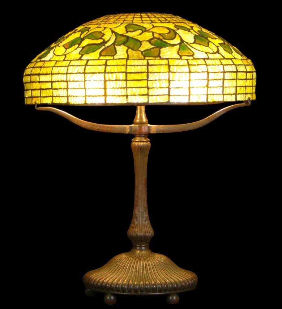 "Early 20th Century Tiffany Studios, New York ""Lemon"