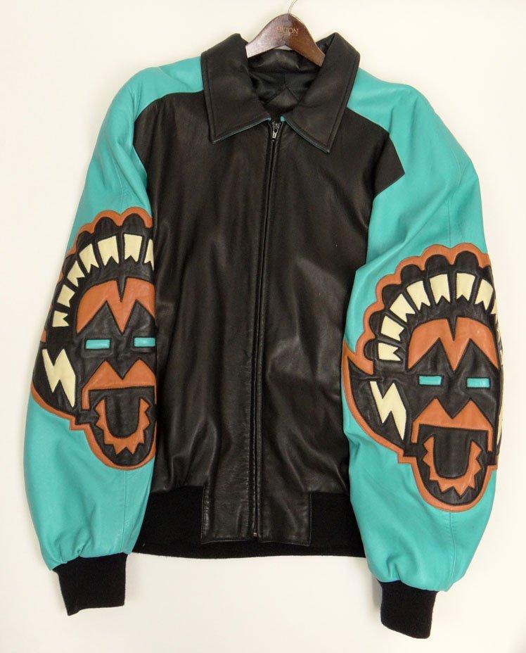 North beach leather jacket