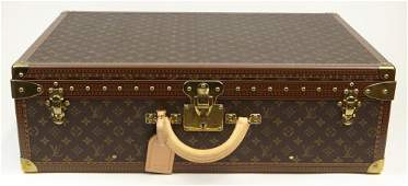 As New French Louis Vuitton Monogram Hardside Canvas