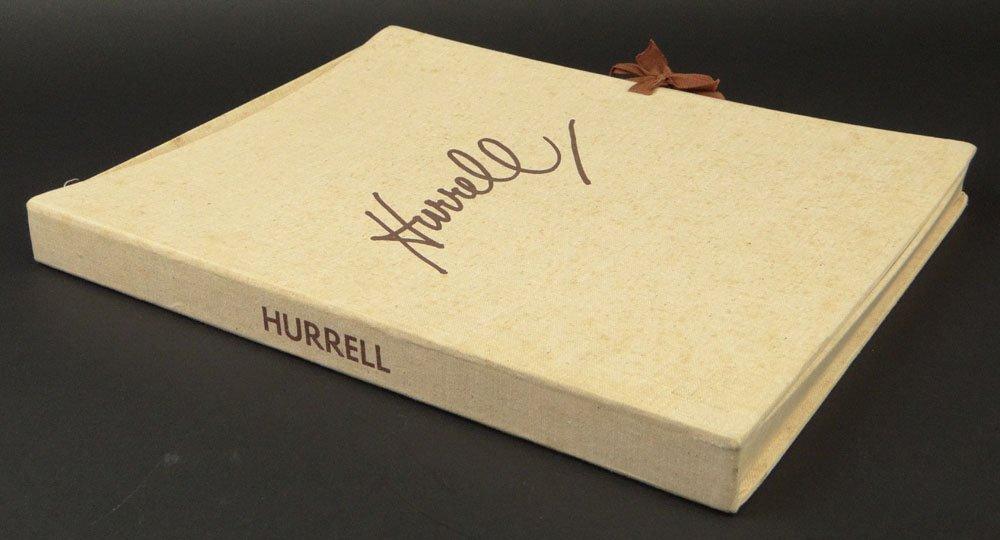 George Hurrell American (1904-1992) 10 Piece Portfolio
