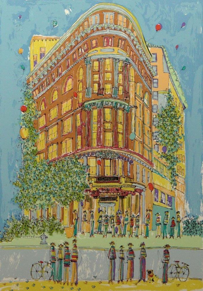 Susan Pear Meisel, American (born 1947) Color