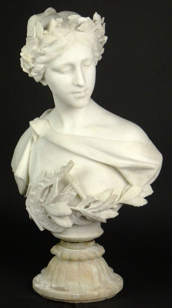 19th Century Guglielmo Pugi Italian Finely Carved