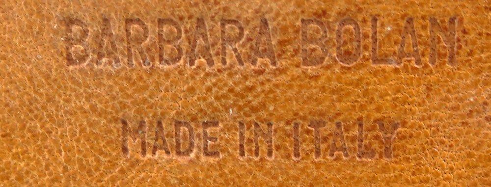 Vintage Il Bisonte Leather Attaché/Messenger Bag. - 3