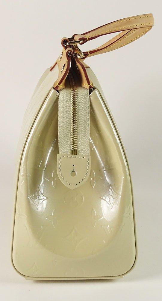 Louis Vuitton Brea MM MV Blanc Corail Lady's Handbag. - 4