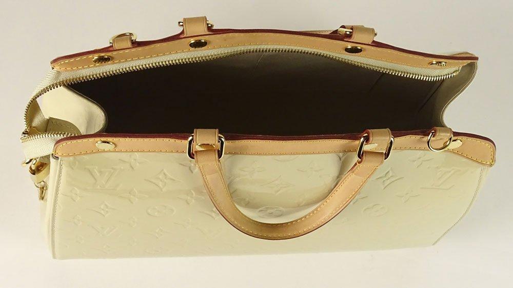Louis Vuitton Brea MM MV Blanc Corail Lady's Handbag. - 6